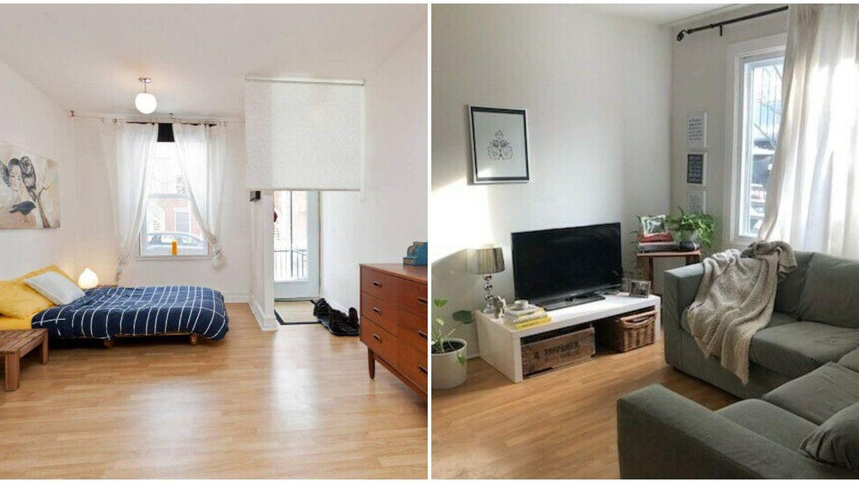 Voici à quoi ressemblent des appartements à 1 000 $/mois dans ces 8 quartiers de Montréal