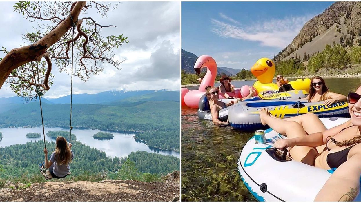 12 Free Things To Do In BC That You Need To Try