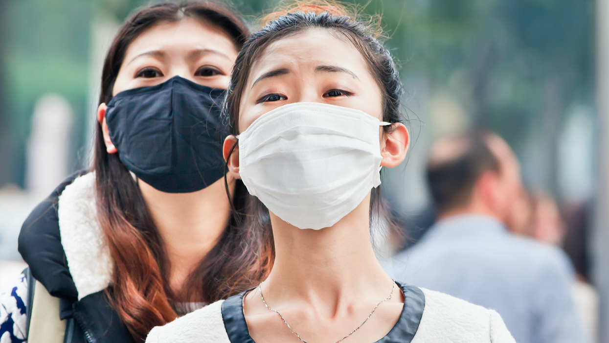 Ottawa Pharmacies Are Running Out Of Face Masks & People Are Getting Desperate