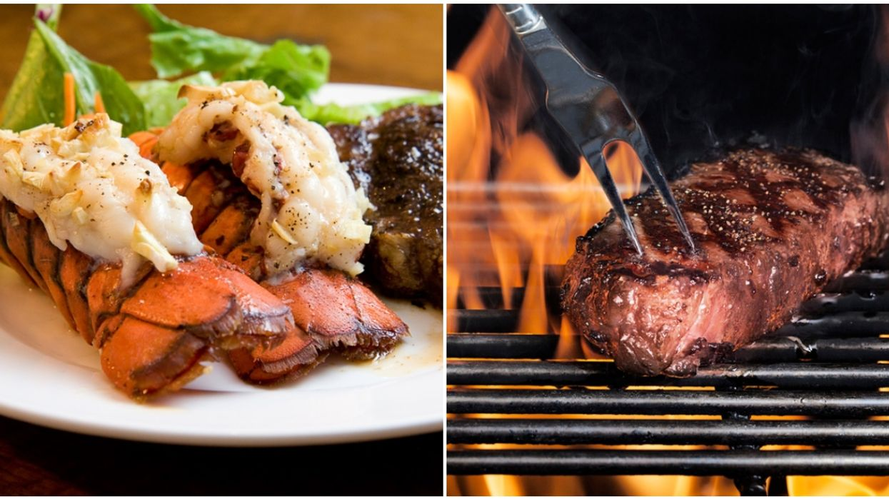 Steakhouse In Atlanta's Suburbs Will Give Outback A Run For Its Money