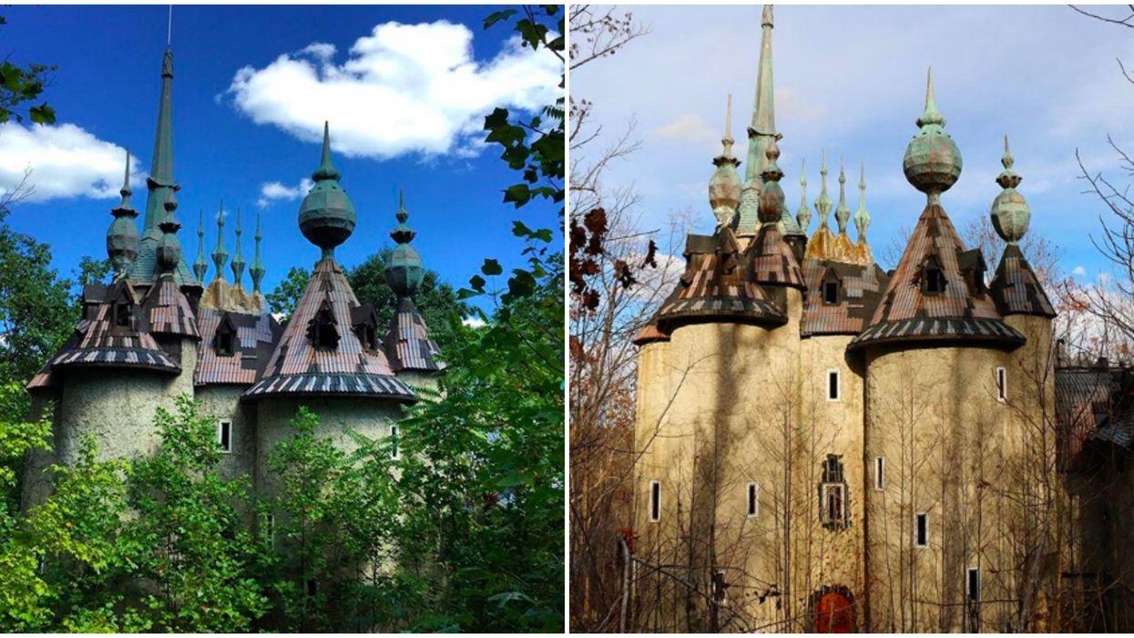Hidden Castle In North Carolina Is A Peculiar Fairytale Wonder