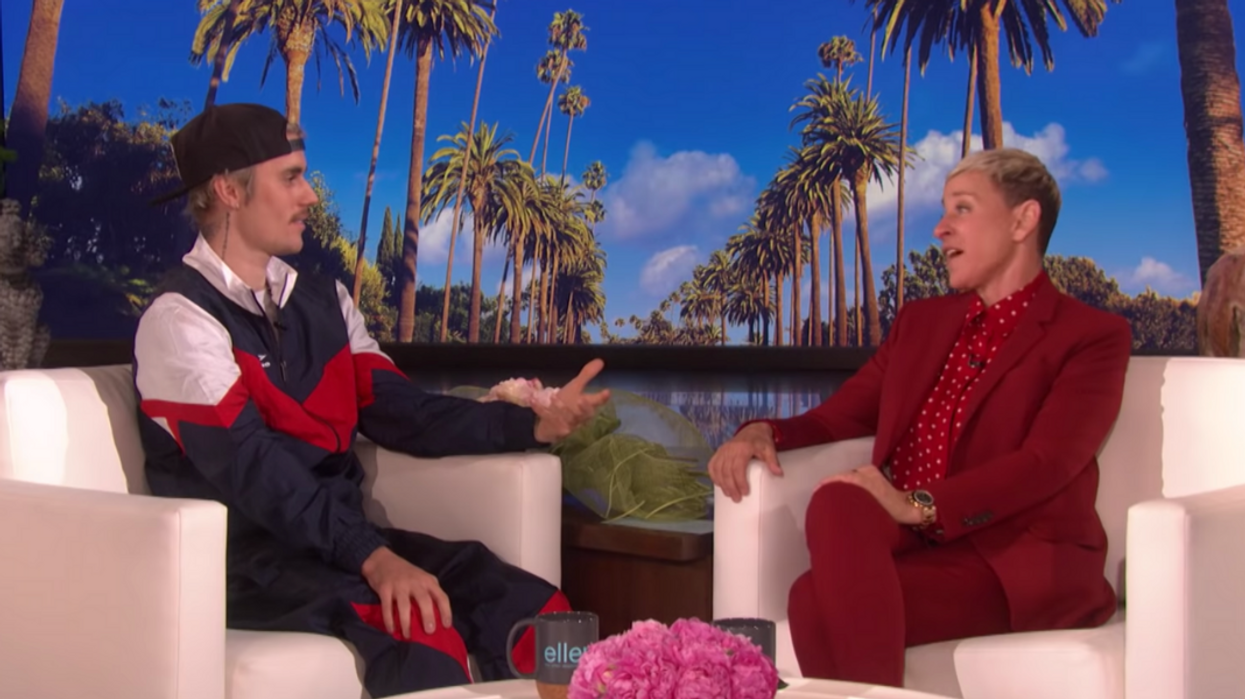 Justin Bieber Revealed The Release Date Of His Album On Live TV & It's So Soon (VIDEO)