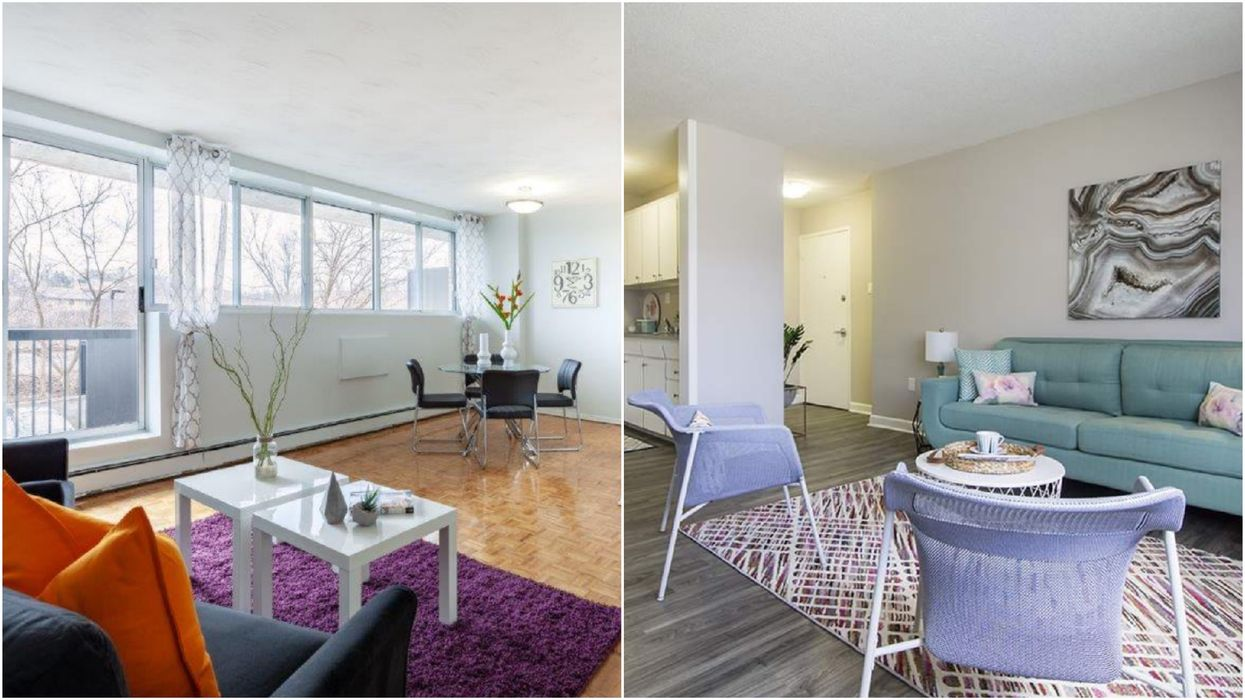8 Apartments In Ottawa That Cost Less Than $1500 Per Month