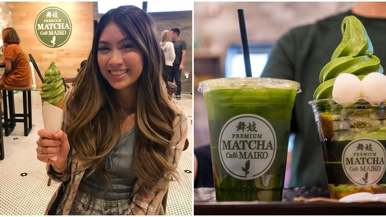 Matcha Cafe In Las Vegas Sells Green Tea Infused Everything