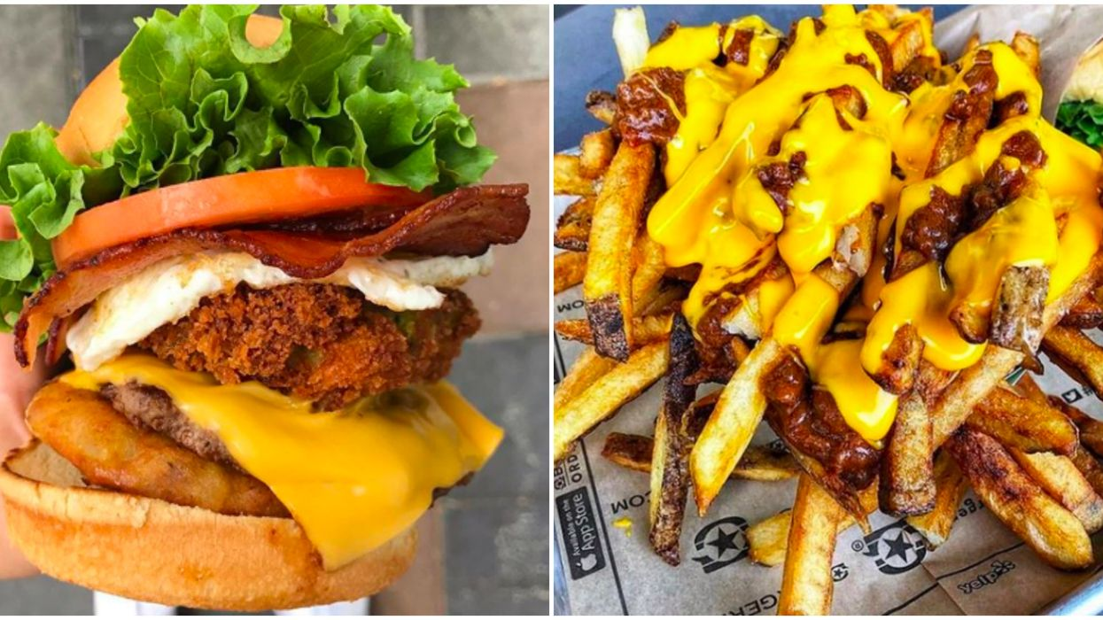 Burgers In Nashville Will Level-Up With The First Ever BurgerFi
