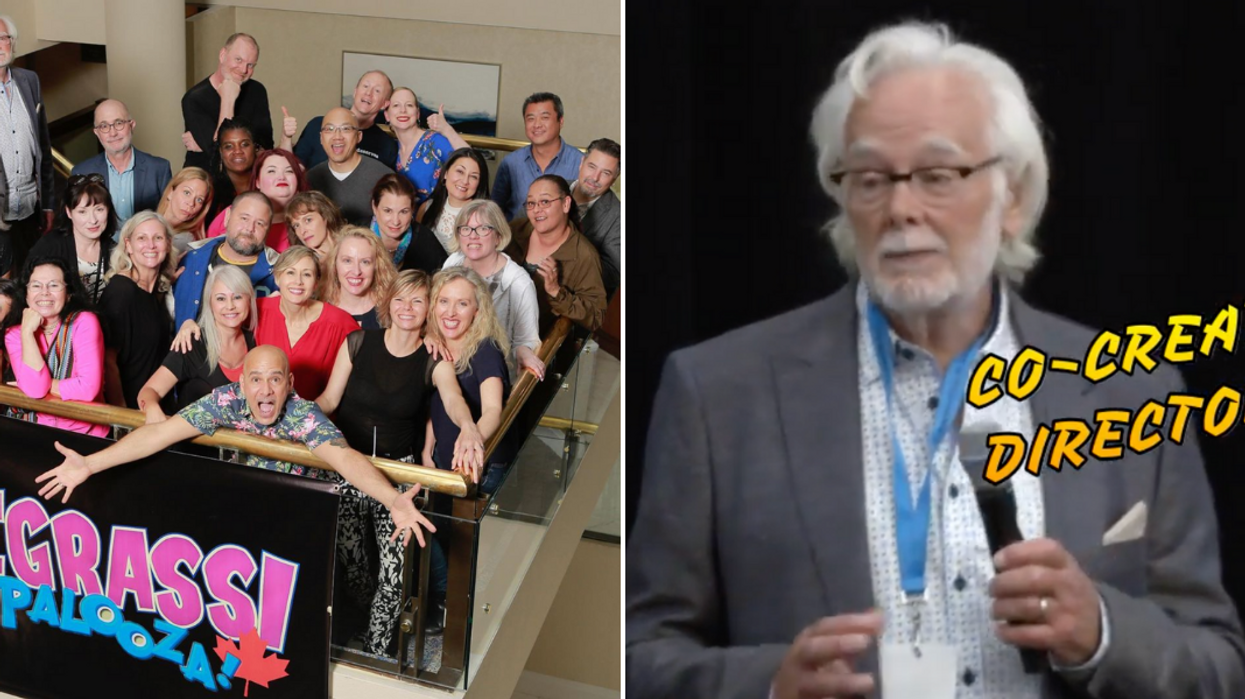 """""""Degrassi"""" Stars Are Paying Tribute To Co-Creator Kit Hood After His Passing"""