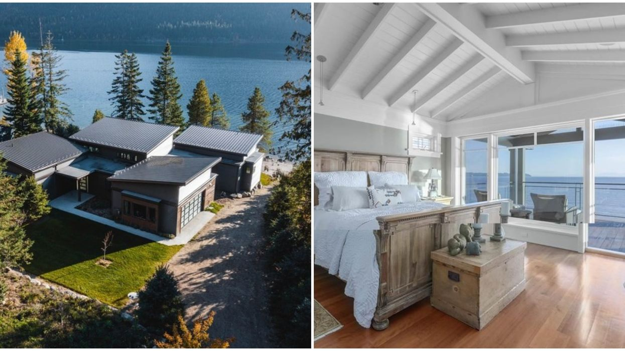 Waterfront Mansions In Canada That'll Make You Wish It Was Summer
