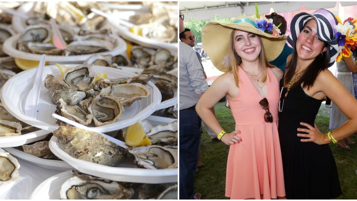An Oyster Festival Near Austin Is This Spring & Will Have Endless Seafood