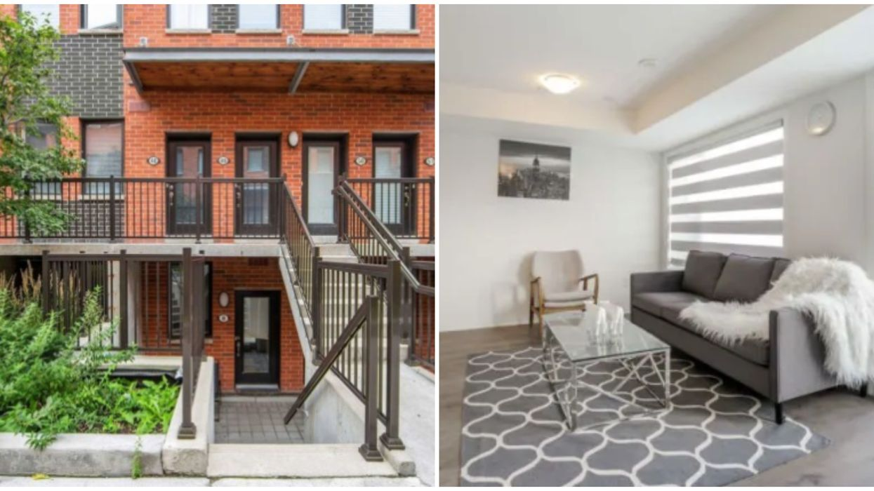 Toronto Townhouses For Sale That Won't Break The Bank