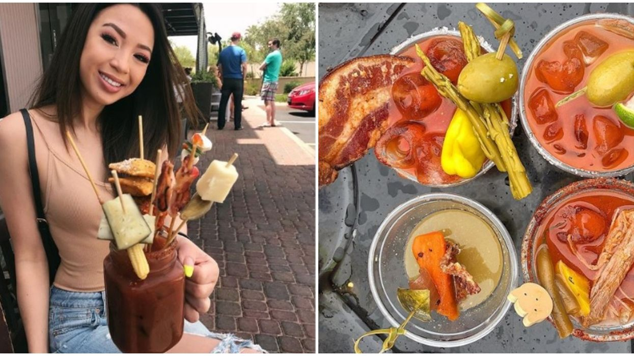 Festivals In Florida Include This One In Ft. Lauderdale With Endless Bloody Mary Samples