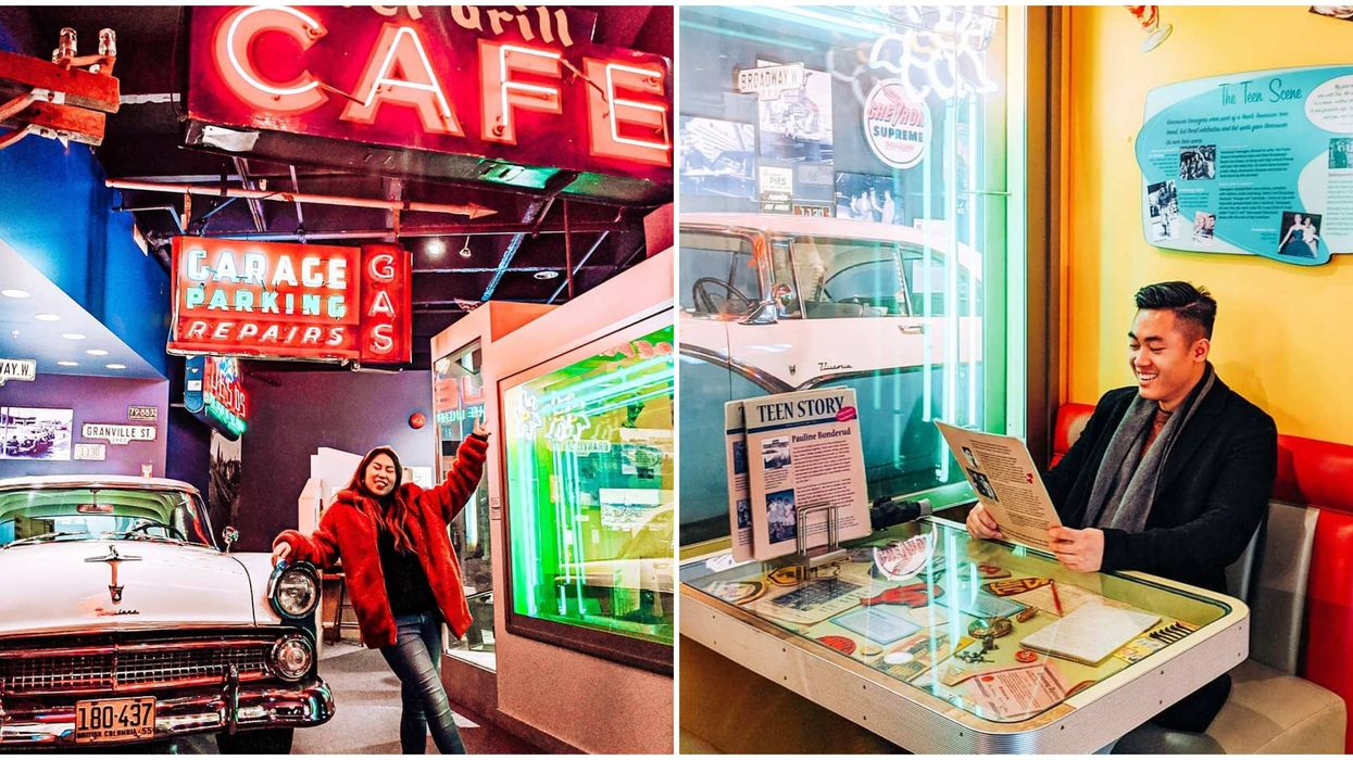 """Vancouver's """"Neon Museum"""" Is A Hidden Gem That's Perfect For A Rainy Day Date"""