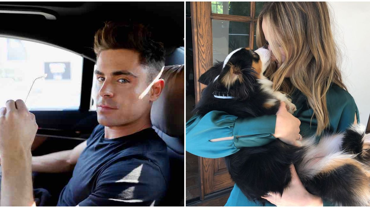 Who Is Halston Sage? Zac Efron's New Girlfriend Is Actually One Of His Old Flames