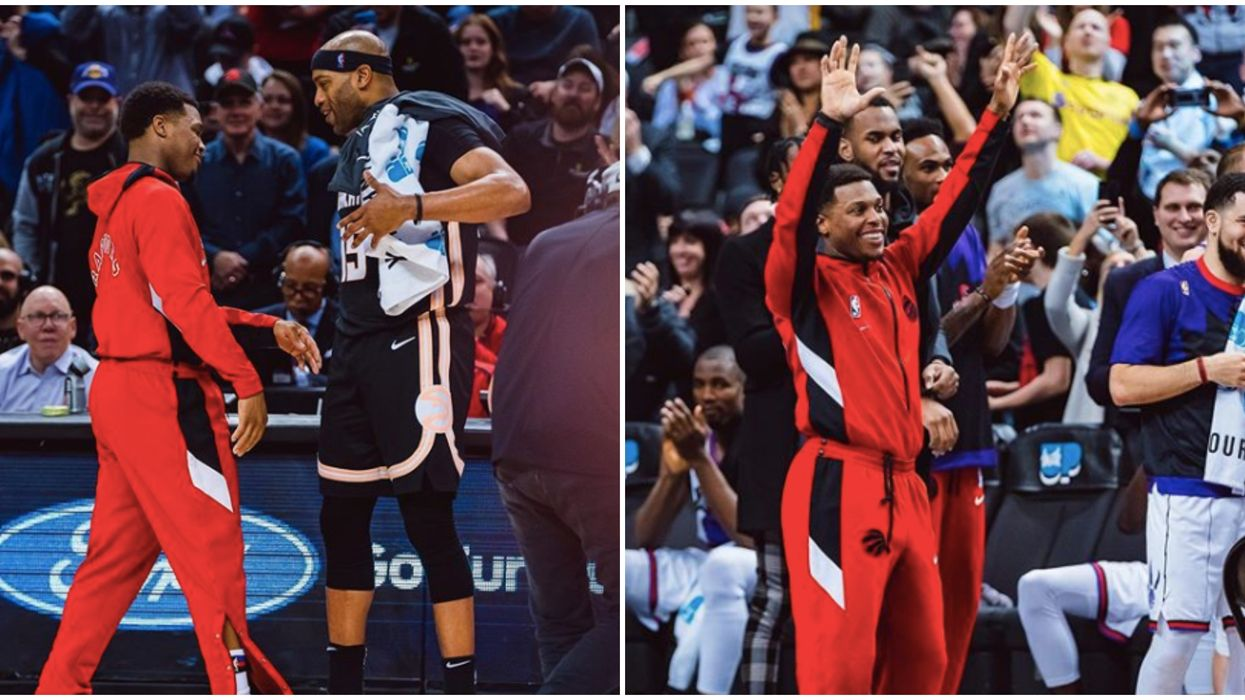 Vince Carter Says Lowry Is The Raptors' GOAT & Reveals They're Close Friends