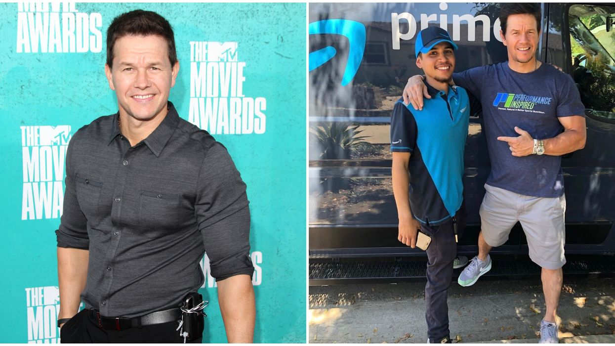 This Recent Atlanta Celebrity Spotting Was Of Mark Wahlberg And His New Restaurant