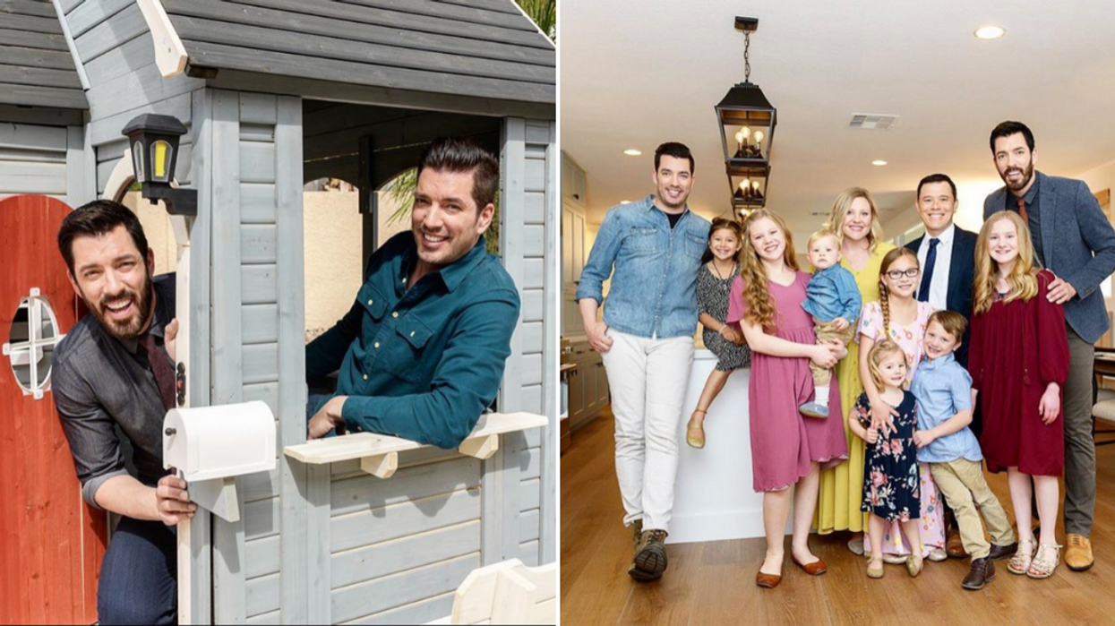 The Property Brothers Are Developing An Animated Series Featuring Their Canadian Childhood