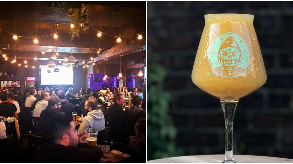 6 restos-bars à Montréal où la bière sera 5 $ et moins pour le Super Bowl