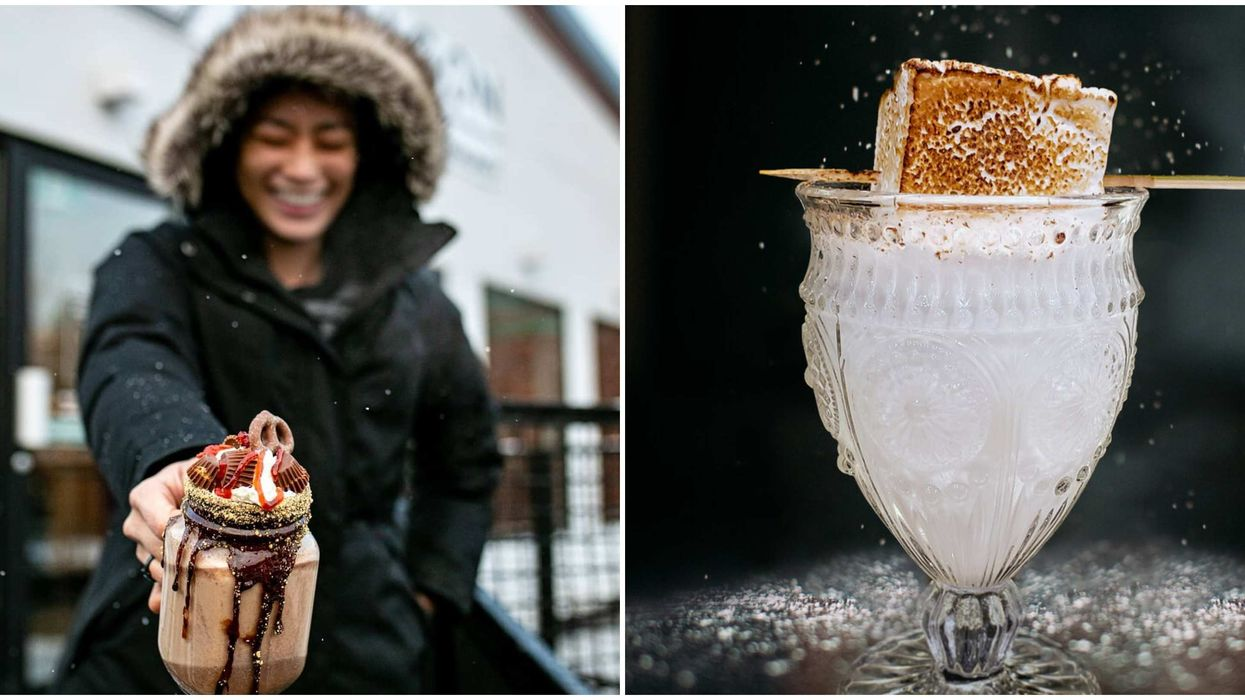 YYC Hot Chocolate Festival Starts This Weekend In Calgary & It's Massive
