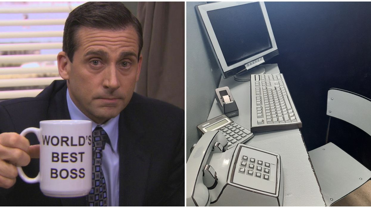 An Office-Themed Escape Room Is Happening In Toronto & It's Trickier Than Jim's Pranks