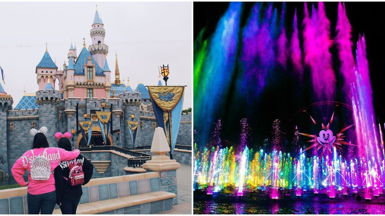 Four Disneyland Rides Closed For A Massive Makeover This Year