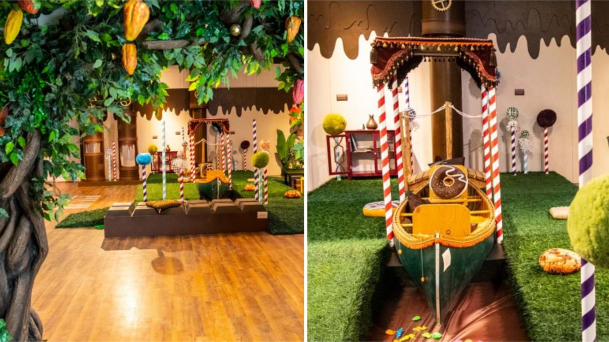 L'exposition Univers Choco à Montréal va te faire retomber en enfance