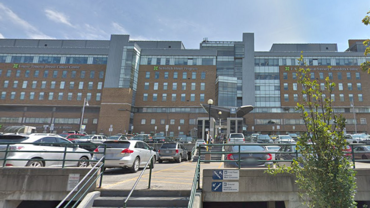Toronto's Coronavirus Patient Was Just Released From The Hospital After 9 Days