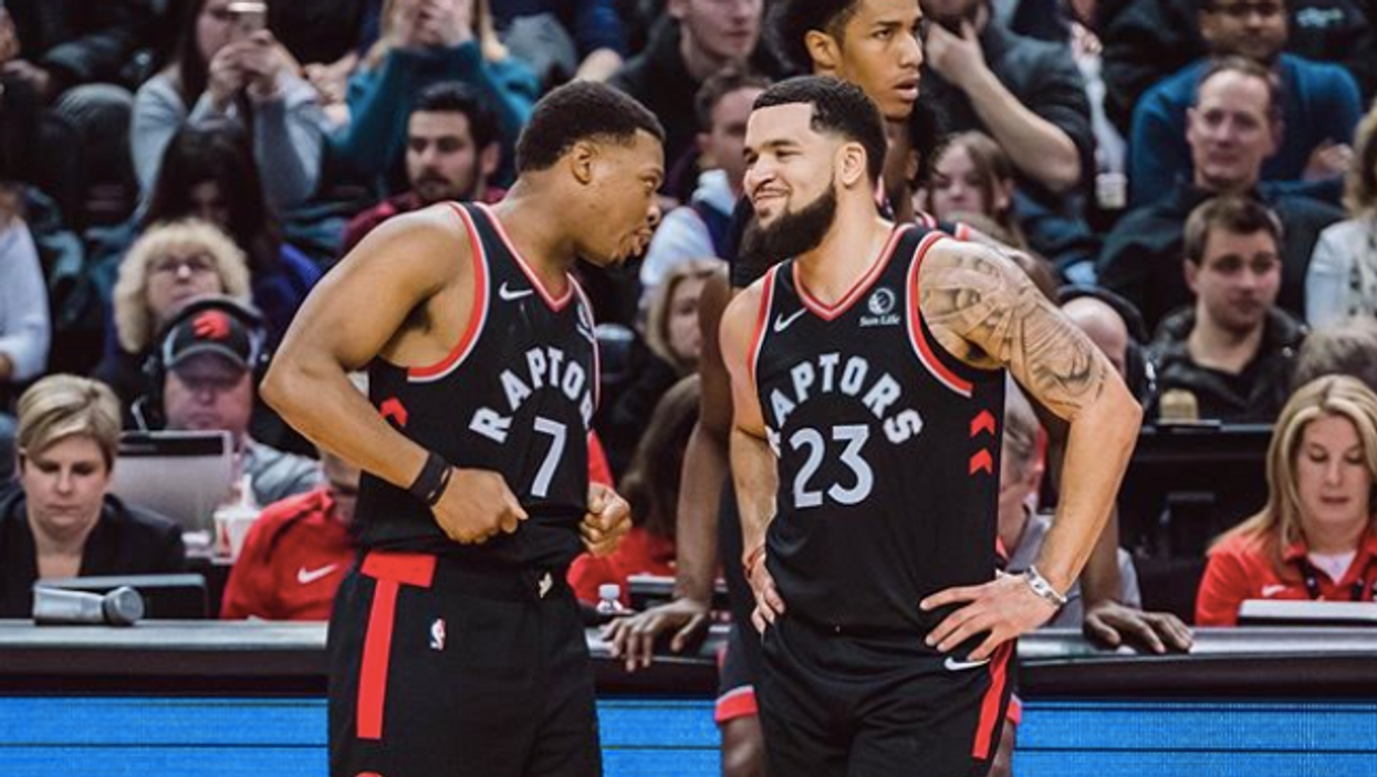 Fred VanVleet and Kyle Lowry Are Opening About Their Close Brotherly Relationship