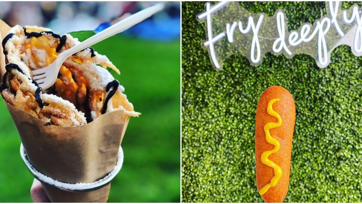 You Can Get The Best State Fair Foods Year Round At This New Dallas Spot