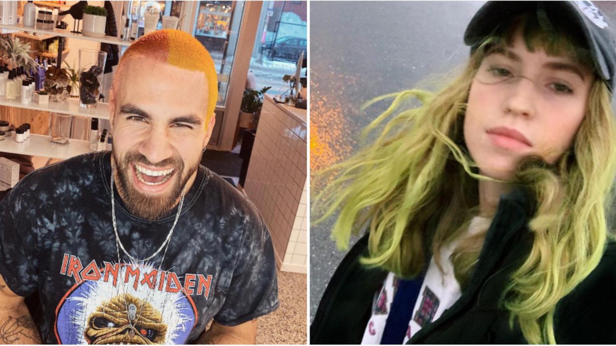 Cheveux vedettes québécoises