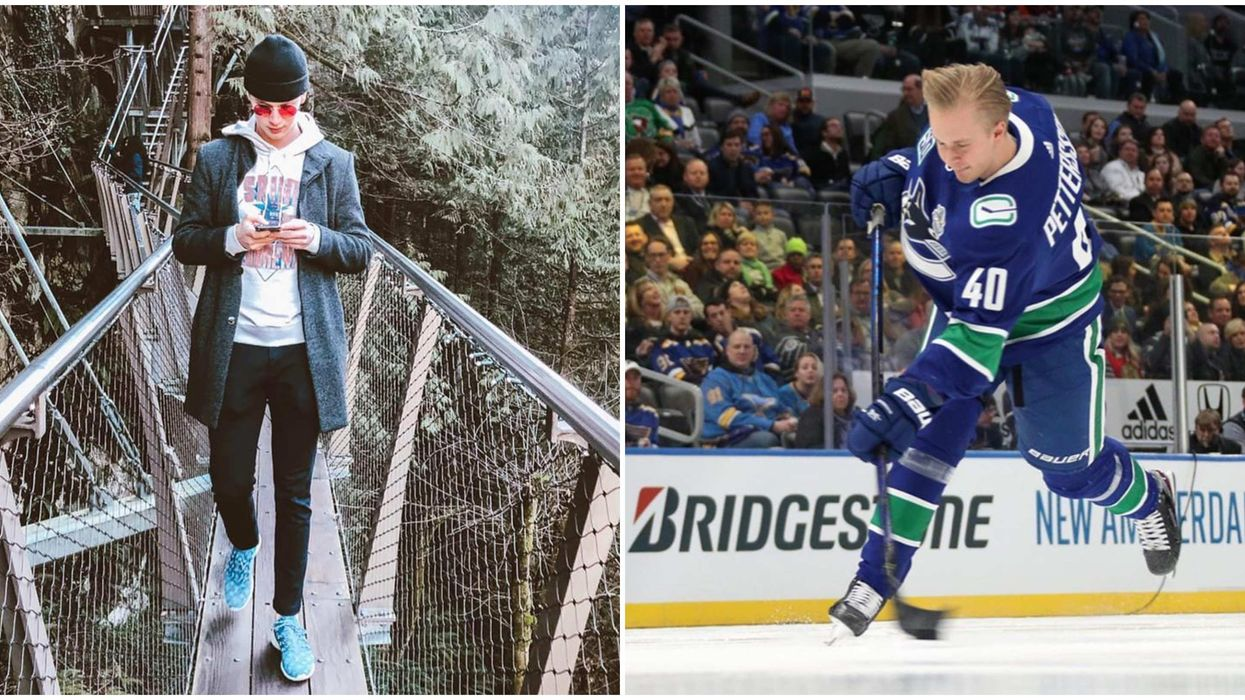 Vancouver Canucks' Elias Pettersson: 9 Times He Proved He's Good At Everything