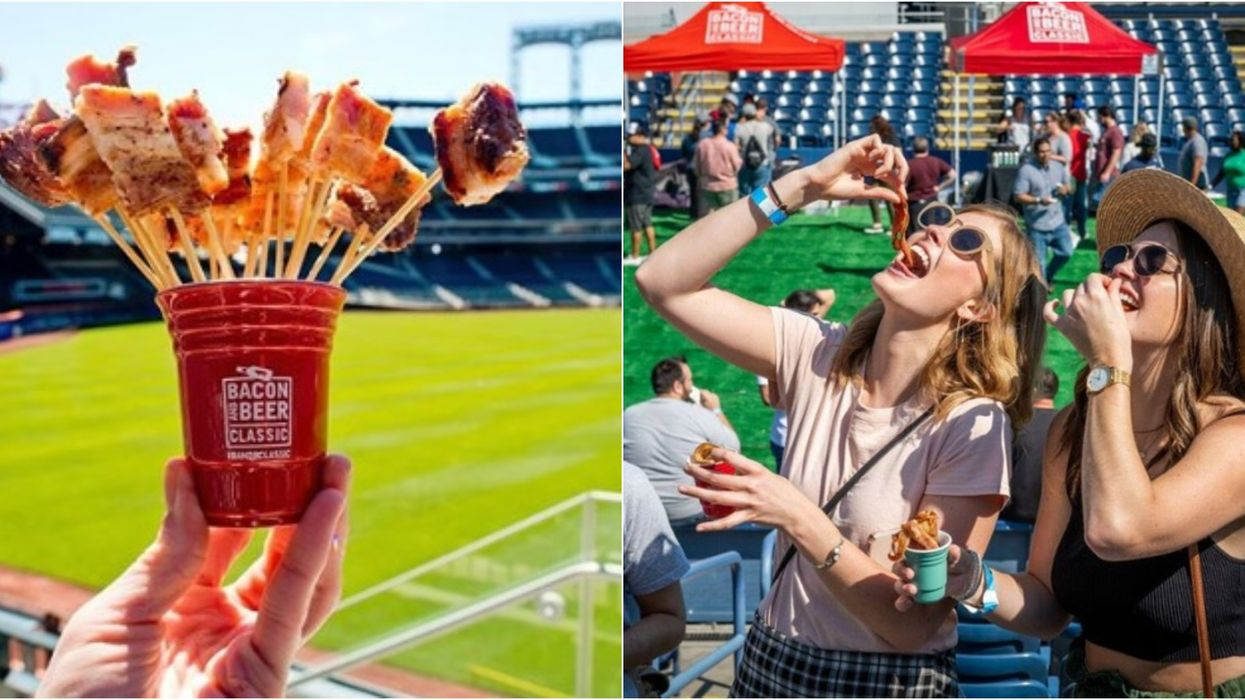 The Beer & Bacon Classic Will Be A Fun Thing To Do Near Dallas This Spring