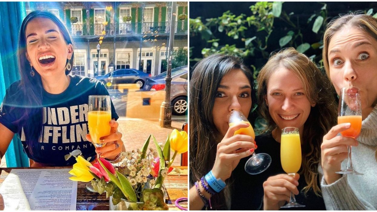 Dallas Mimosa Brunches That'll Get You Lit
