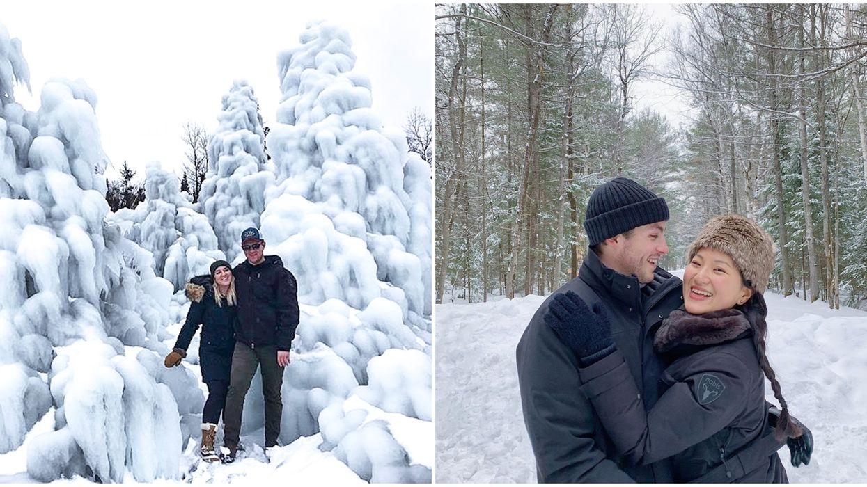 Romantic Ontario Winter Getaways That You Need To Take Before Winter Ends