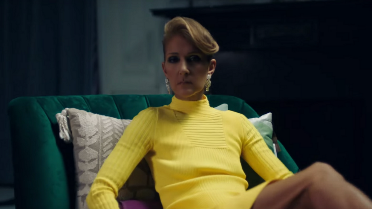 Celine Dion's New Apple Music Short Film Shows Exclusive Footage Of The Singer