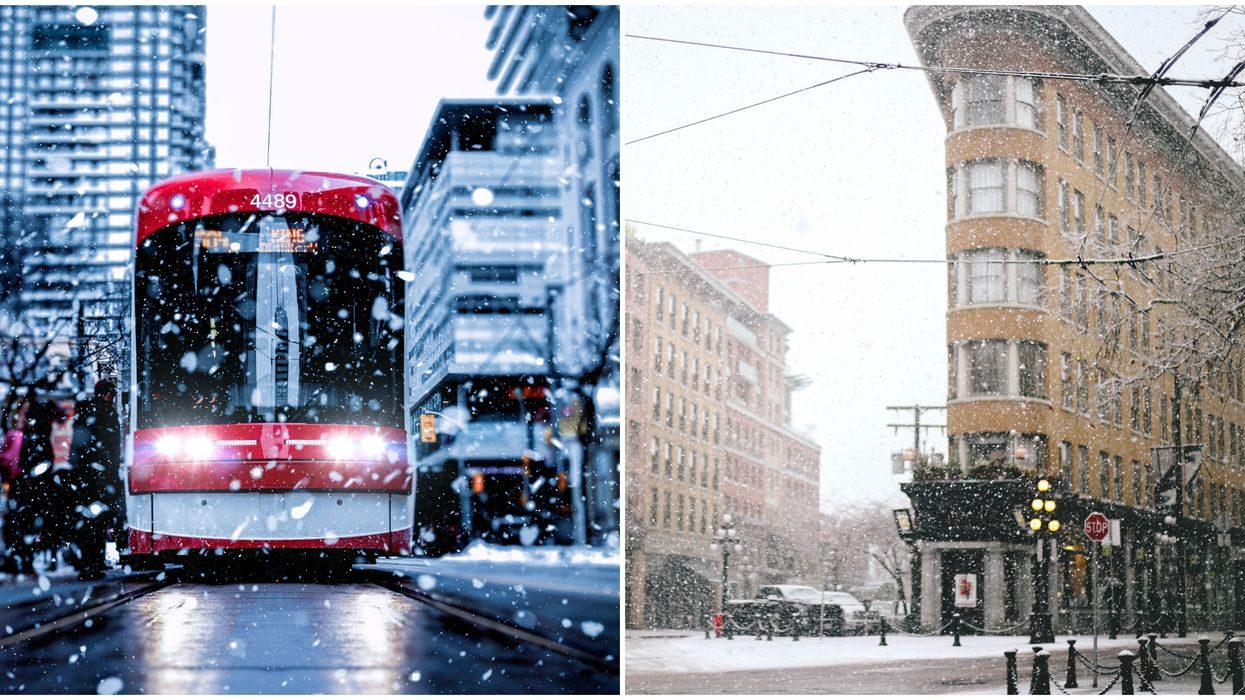 First Day Of Spring In Canada Is Forecasted To Be Snowy For Most Parts Of The Country