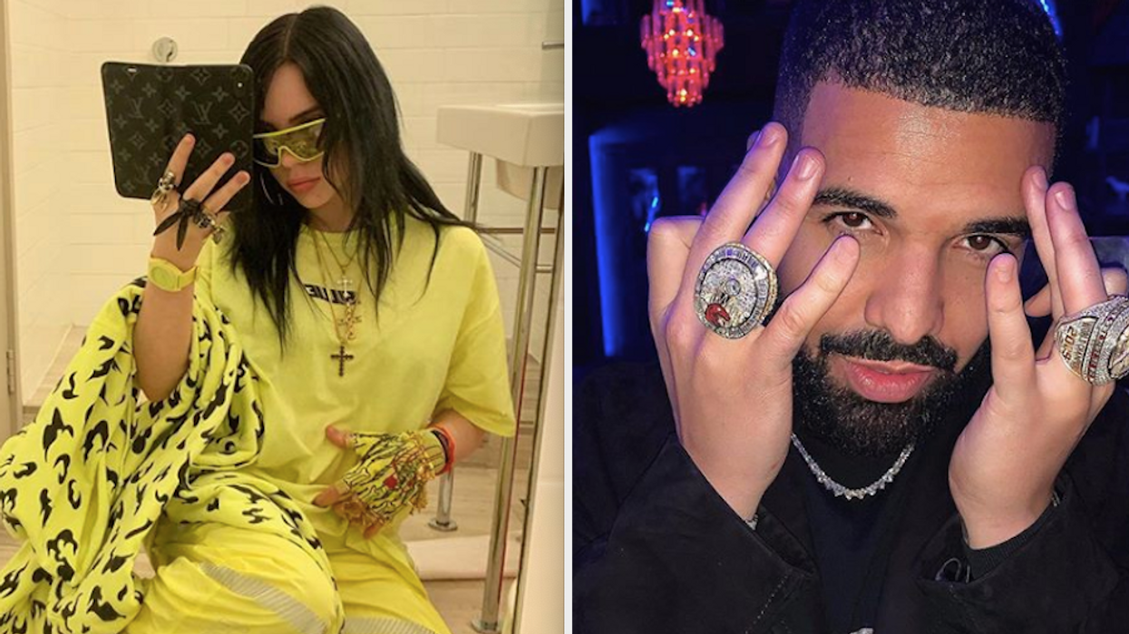 """The Toronto born rapper recently got himself into hot water when we found out that he has reportedly texted younger girls. First, it was Millie Bobby Brown and late last year Billie Eilish revealed she also has his number stored in her phone. After many shared their disapproval, Billie Eilish and Drake's texting scandal was just responded to by the """"Bad Guy"""" singer."""