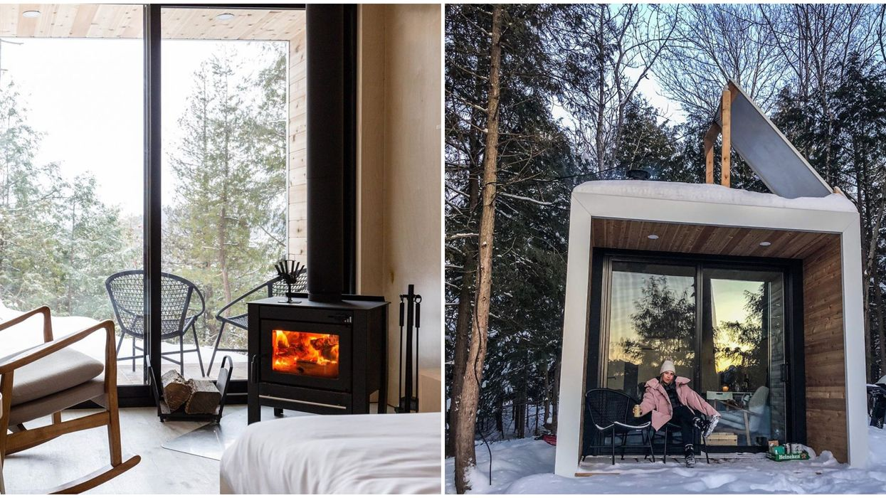 A Muskoka Cabin For Rent Is So Adorable You'll Never Want To Go Back To The City