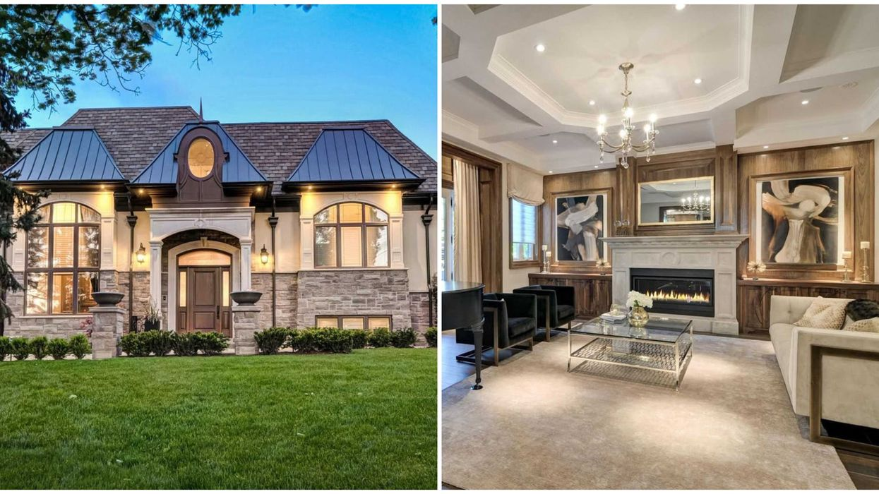 Toronto Home For Sale Lets You Live In Your Own Private Canadian Villa