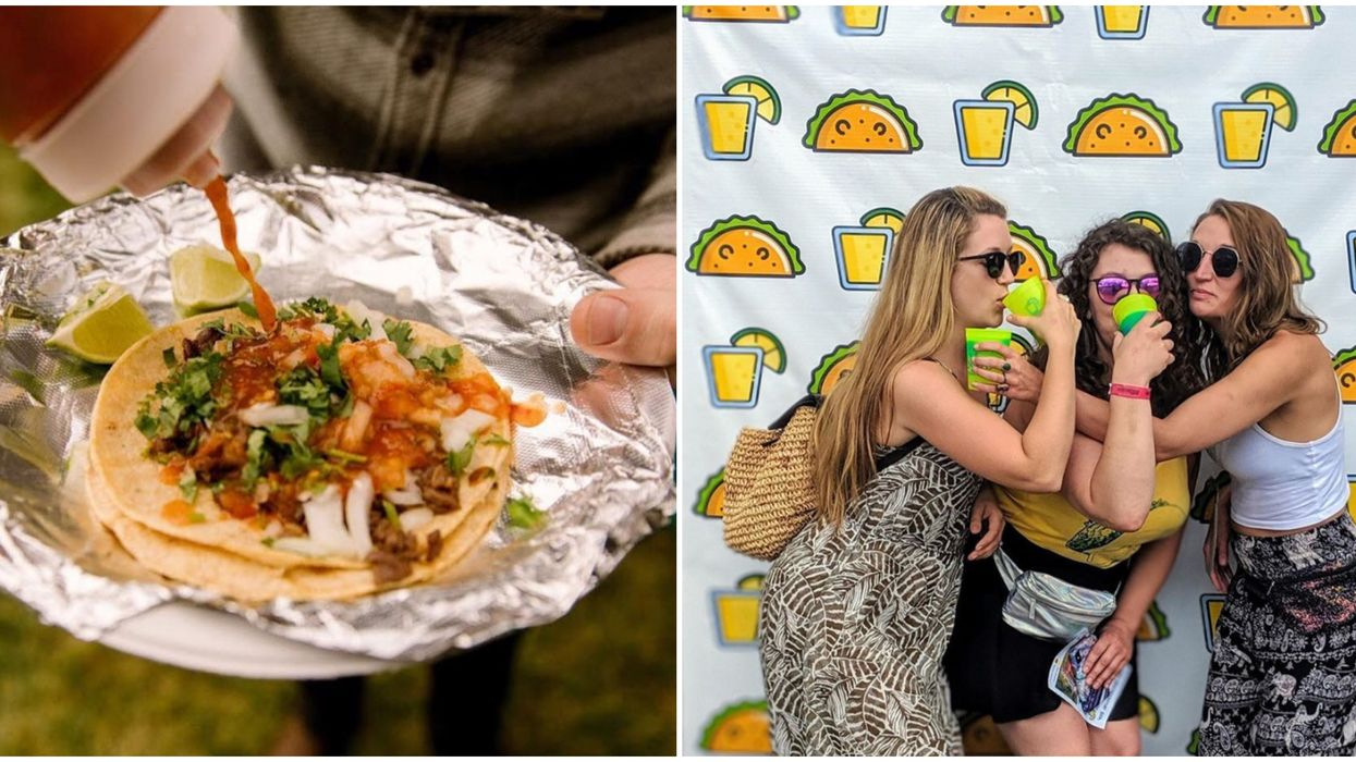 Taco Festival Is Coming To Michigan In May With Tequila Tasting