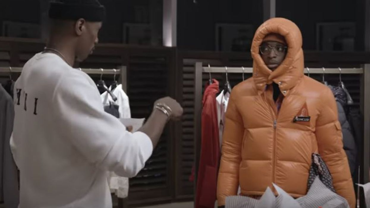 Serge Ibaka And OG Anunoby Argued About Fashion And Fans Want A Reality Show