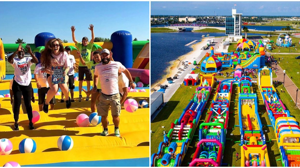 Austin's Inflatable Adult Theme Park Is Coming This Spring