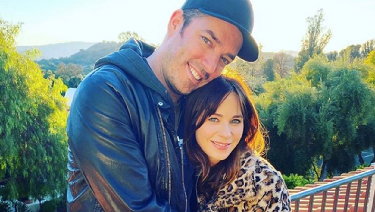 It's officially the season of love and many couples are gearing up for big holiday plans. It's especially romantic for those celebrating Valentine's Day together for the first time. That includes Jonathan Scott and Zooey Deschanel who are reportedly in for a treat thanks to theProperty Brothersstar.