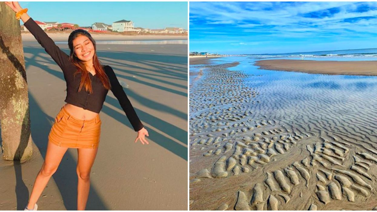 Islands In North Carolina Include This Town With 14 Miles Of Beaches