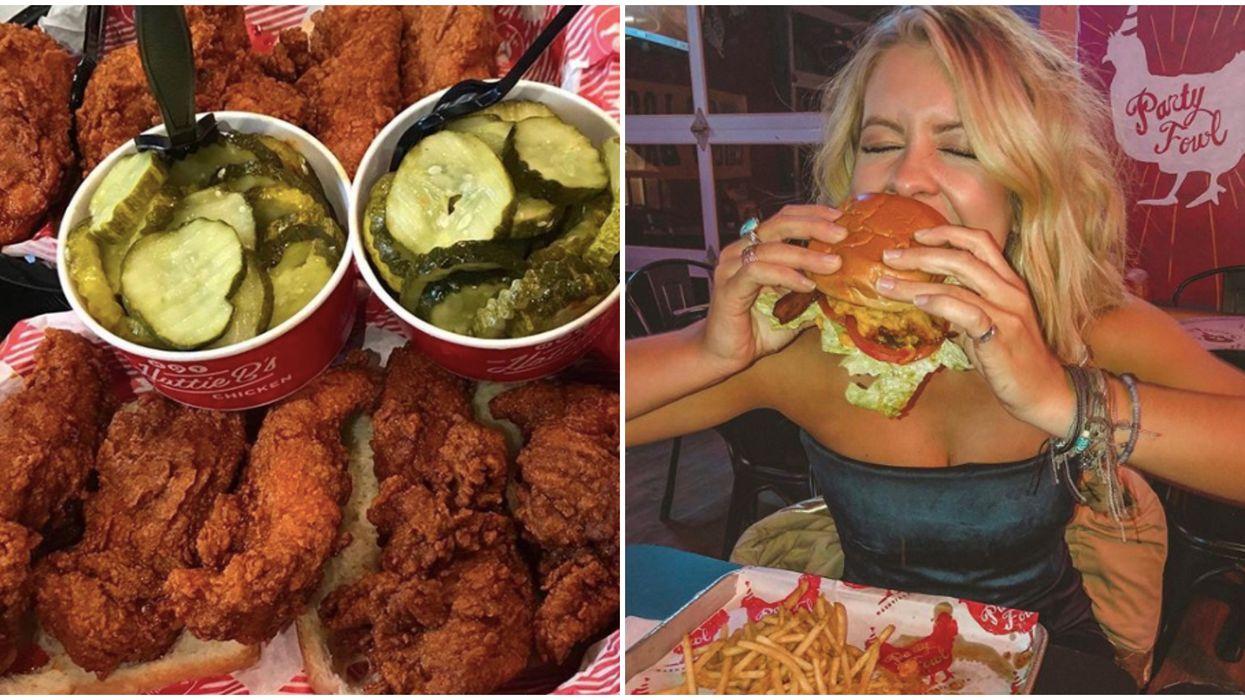 Nashville Hot Chicken Spots That Will Blow Your Mind