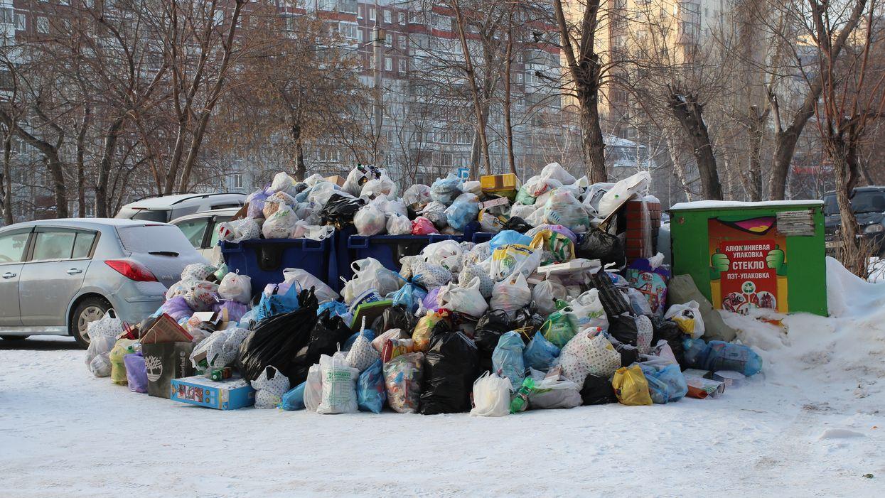 Montréal va interdir les sacs de plastique à Montréal d'ici 2021