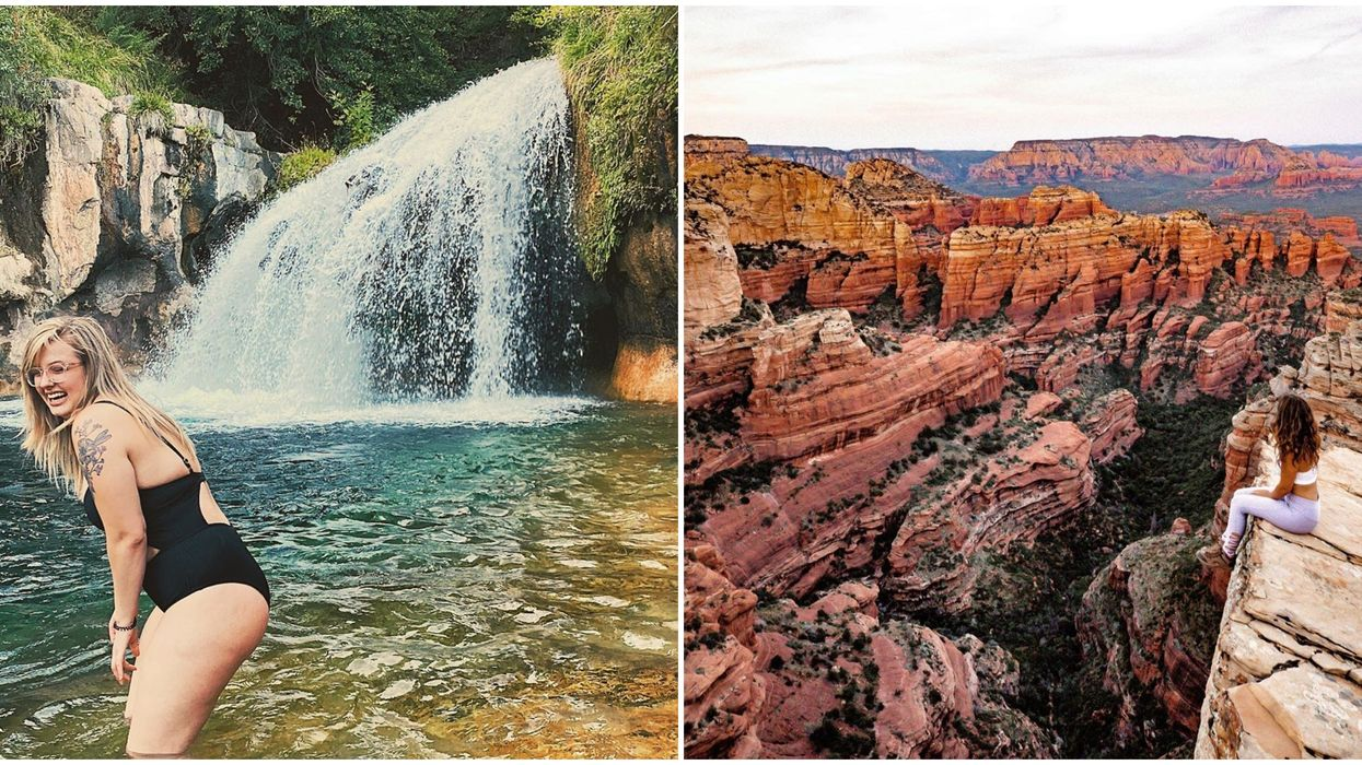 9 Day Road Trips From Phoenix You Can Take With Friends