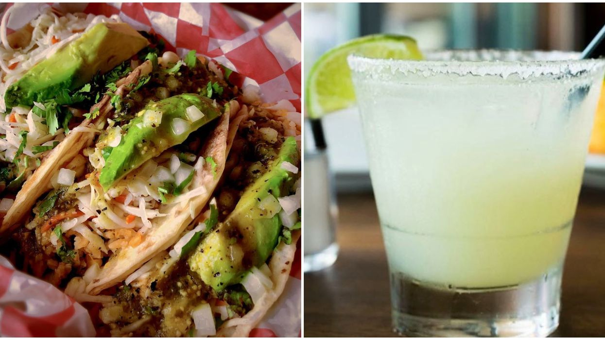 Fort Worth's Taco And Tequila Fest Is This April