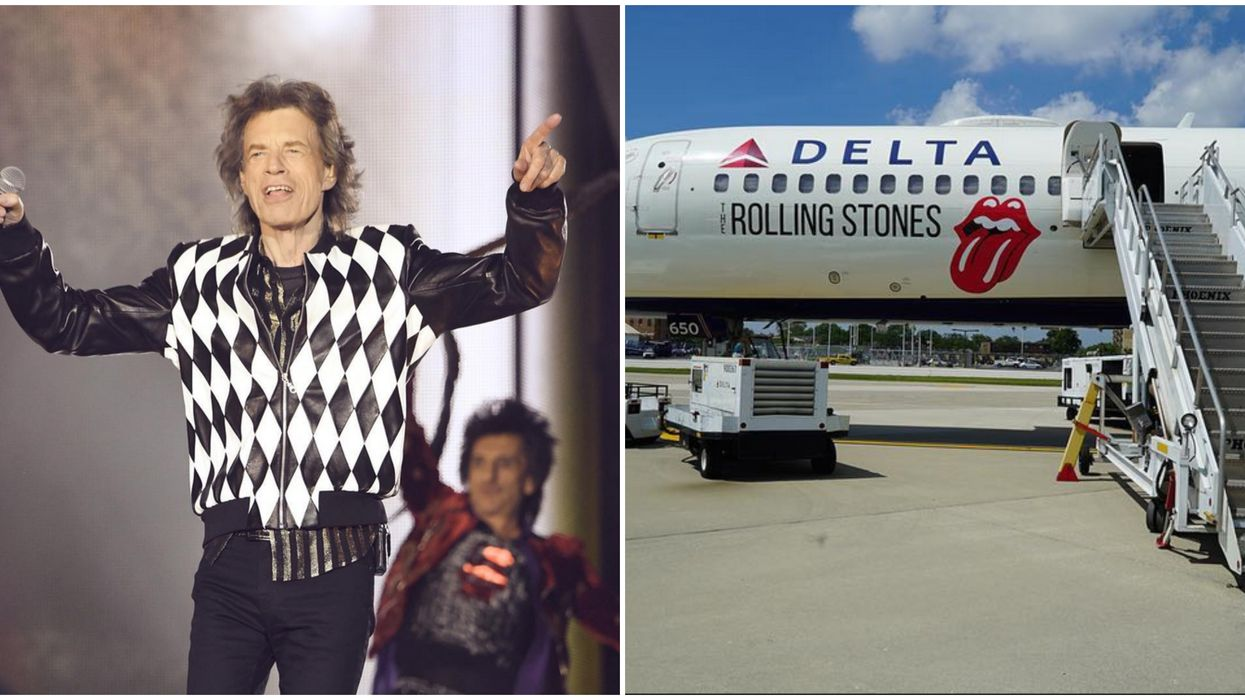 Rolling Stones' Vancouver Show Is The Only Canadian Stop On Their Tour This Spring