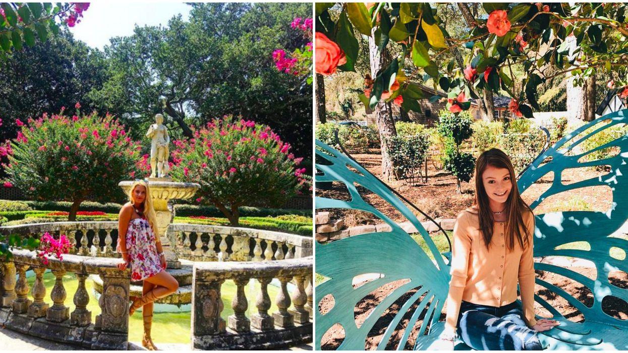 Botanical Garden In North Carolina Is A Tribute To Queen Elizabeth