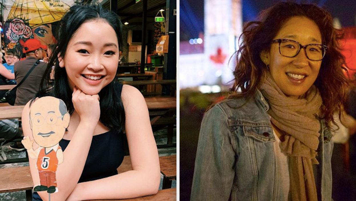 As we gear up forTo All the Boys: P.S. I Still Love You, the cast has been amping up viewers about what's to come. The film's star recently shared that in addition to her on-screen love triangle, there's another part she has in mind. To All the BoysLana Condor wants to play the role of Sandra Oh's daughter and we're totally here for it.