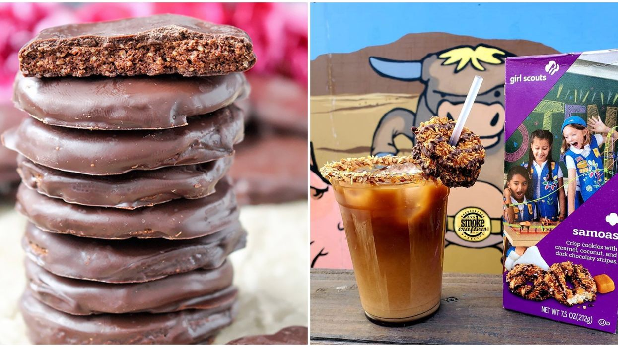 San Antonio's First Girl Scout Cookie Flavor Fest Is This Month